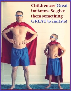 From http://familytipsandtalk.com/children-are-great-imitators/