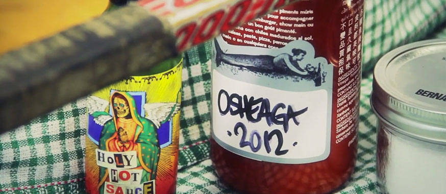 Chuck Hughes X Osheaga 2012