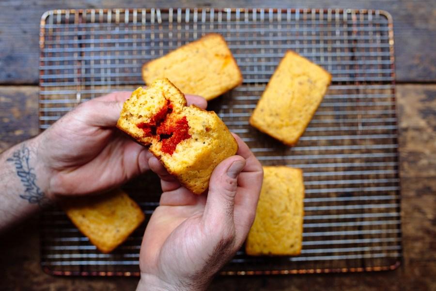 Red Pepper Cornbread