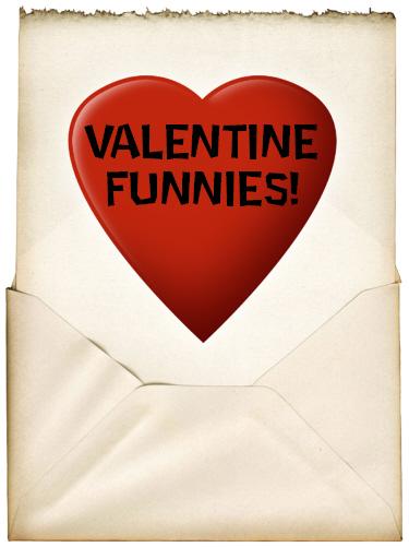 Funny Valentine Poems, Jokes & Quotes