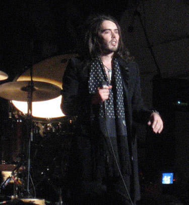Russell Brand – Funny Quotations