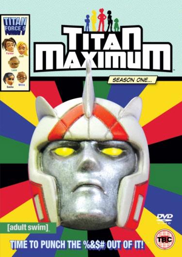 Review of Titan Maximum Season 1 DVD