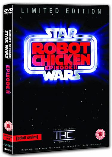 Robot Chicken: Star Wars Episode 2 Review (DVD)