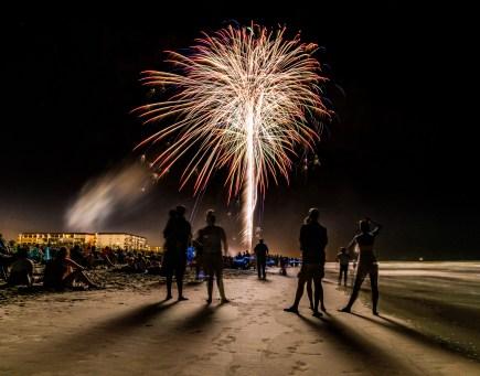 Celebrating with Friends - Cocoa Beach, FL