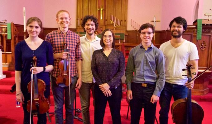 Composers & Schools in Concert