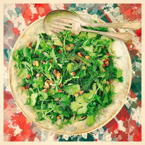 watercress-salad