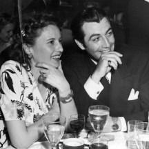 Barbara Stanwyck & Robert Taylor