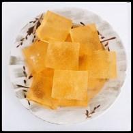 gelatina de limão Rosa