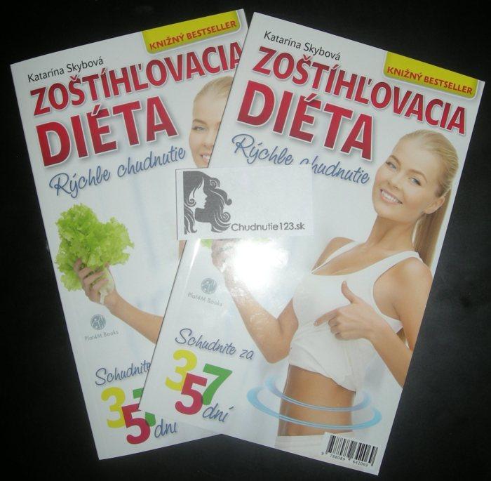 Katarína Skybová - Zoštíhľovacia diéta - rýchle chudnutie5