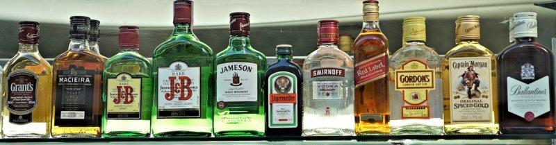 Alkohol a chudnutie