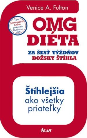 Kniha OMG diéta - za šesť týždňov božsky štíhla