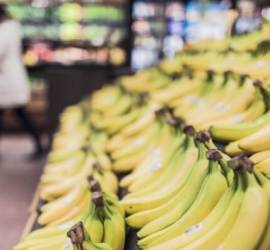 banánová diéta obchod, banány