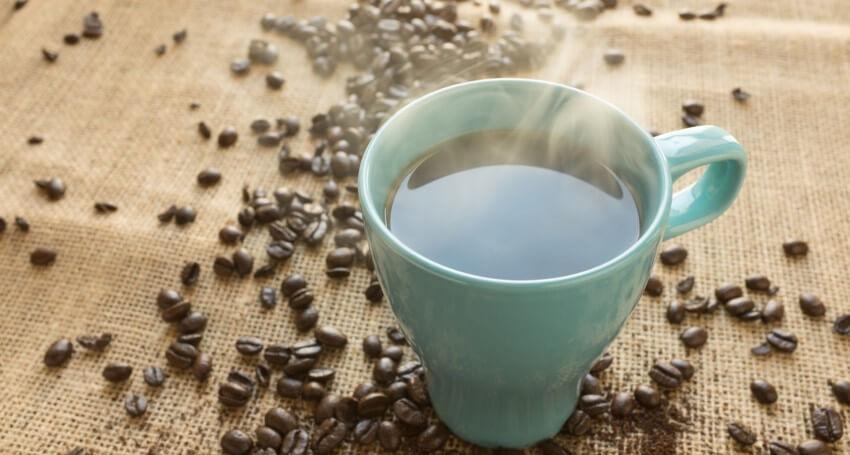 kávová diéta