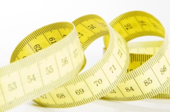 metrer - meranie obvodu pása