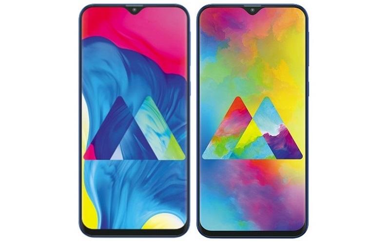 Galaxy M10 и M20   Фото: Samsung