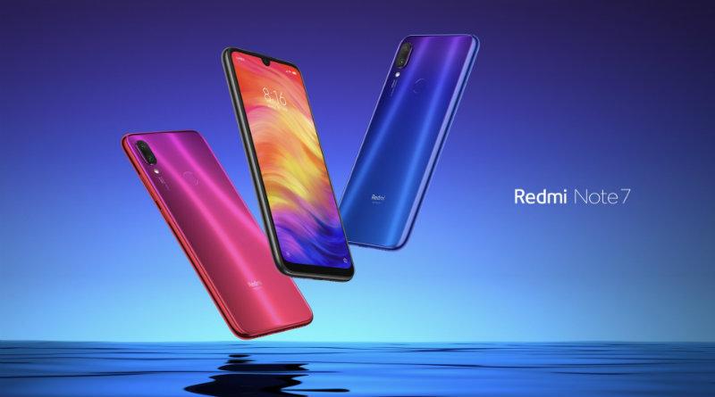 Redmi Note 7 | Фото: Xiaomi