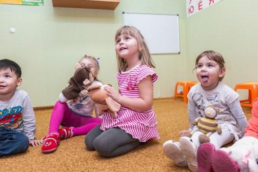 Английский язык для малышей в Чудо-Чадо Бутово