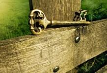 найденный ключ
