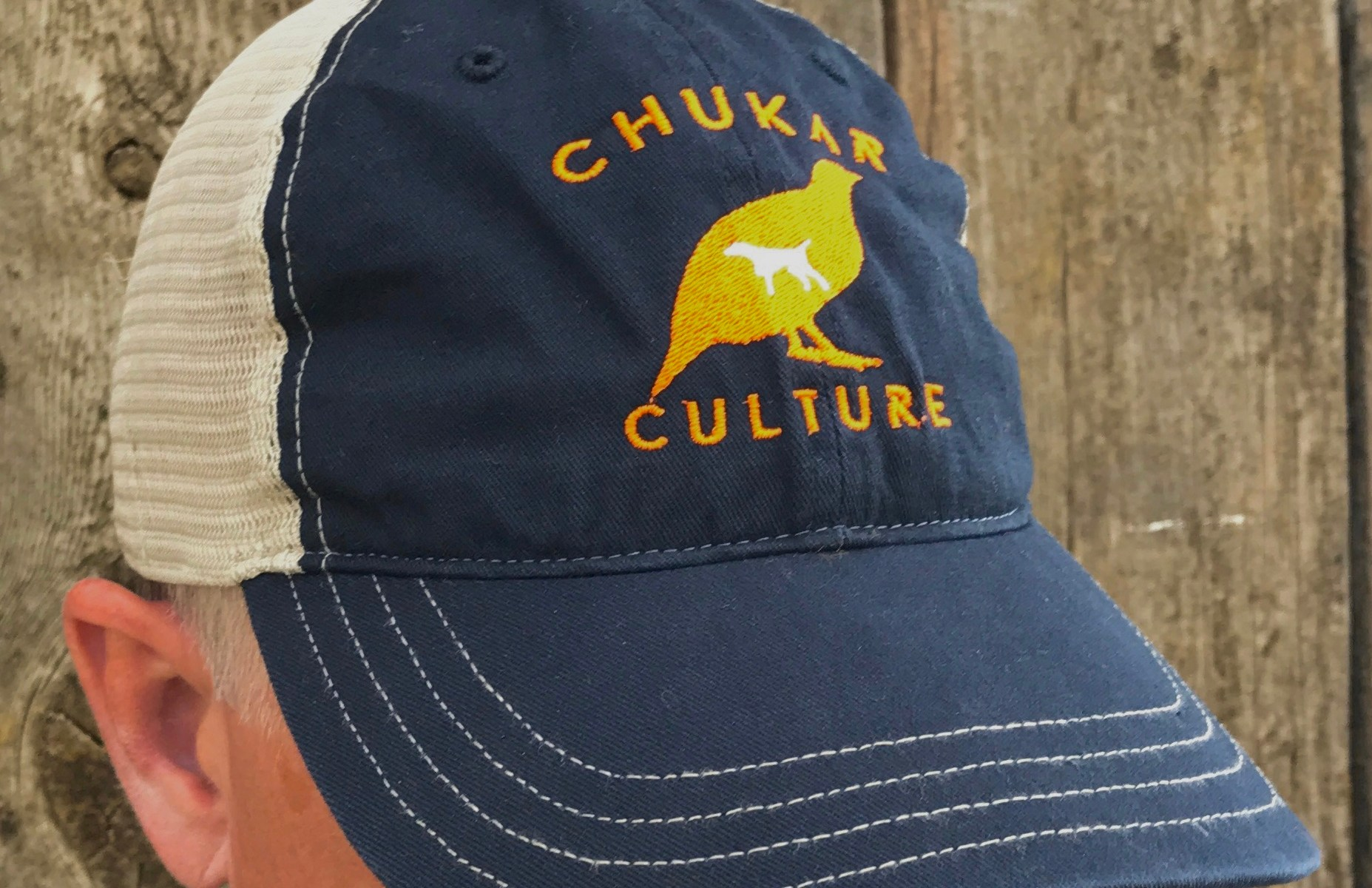 Richardson 111 Chukar Culture hat