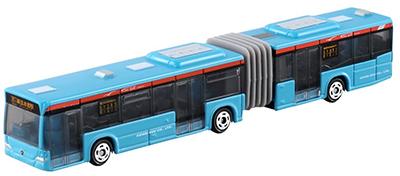 メルセデス・ベンツ「シターロ」連接バス