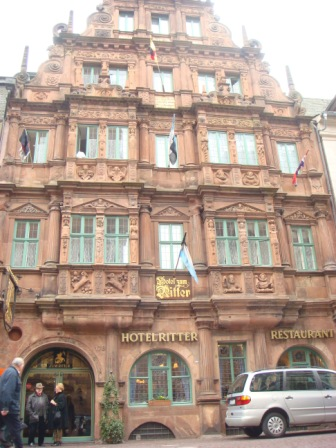 The Oldest Hotel in town