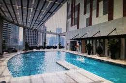 Beautiful Rooftop Pool 2