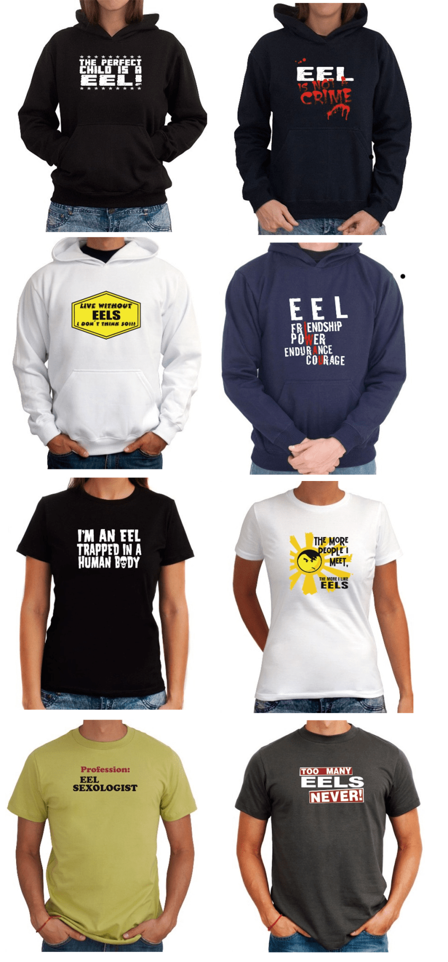 "algopop: ""mothersnewsofficial: "" here are my favorites of the over 60 algorithmically-generated eel-related sportswears i looked at today "" Thank you algopop followers for tagging things #algopop, I'm looking at all your amazing algopop discoveries...."