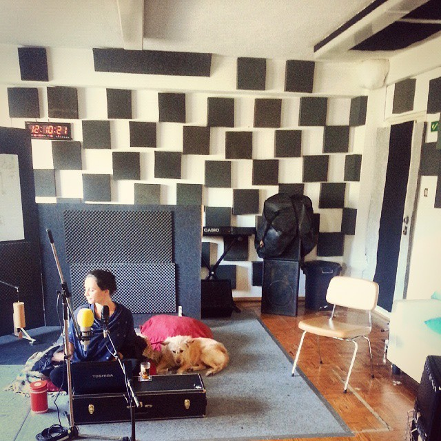 ANANDA / first recording reharsals / #thecompany / #Lisbon / #yoga http://instagram.com/p/xMLU2PO6Ov/