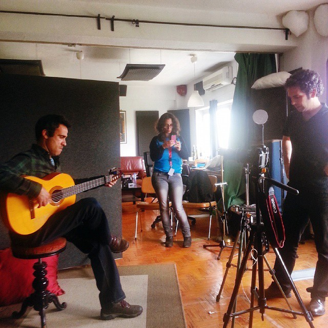 Shooting Guta / #thecompanysound / #Lisboa / http://ift.tt/1DYBPak