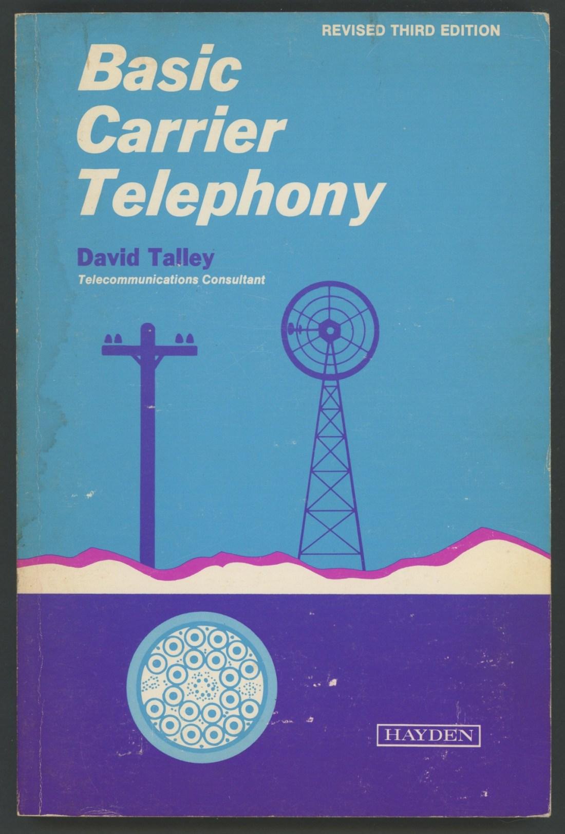 """jellobiafrasays: """"basic carrier telephony (1977 ed.) """""""