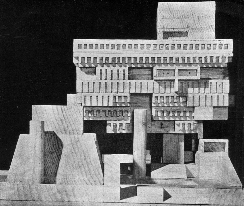 "drencrome: ""fuckyeahbrutalism: ""Civic Centre, New Delhi, India, Competition Entry, Second Prize, 1966 (Ram Sharma) "" """