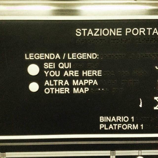 Sei qui. #Milanopreview http://ift.tt/1UHLR62