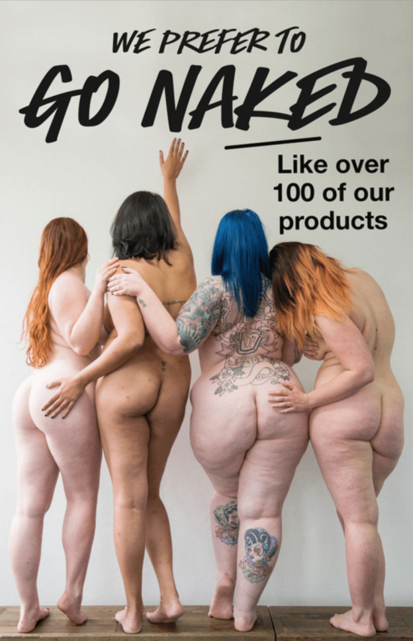 "yes-its-a-lush-thing: "" Ok, so you may or may not have heard about what's going on with this photo. Lush Cosmetics has posted this photo in a few malls and has been asked to take it down. Why. Please explain to me how this is any different then a..."