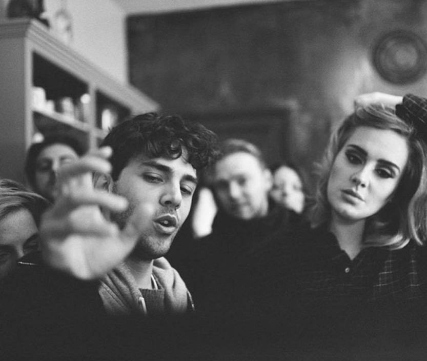 On set with @xavierdolan by adele http://ift.tt/1LOPQru