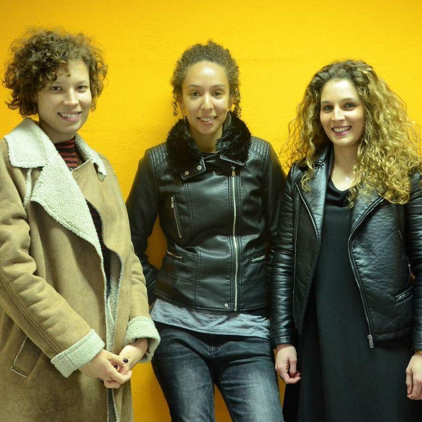 #boxinglisboa fashion: sessão de provas com a designer @fragacraft e as incríveis Ring Girls, Catarina & Ana Lúcia // #estilo // #Lisboa // #boxe // #cultura // #moda // #Portugal // #style // #boxing // Sábado, 20 de Fevereiro, o espectáculo é na...