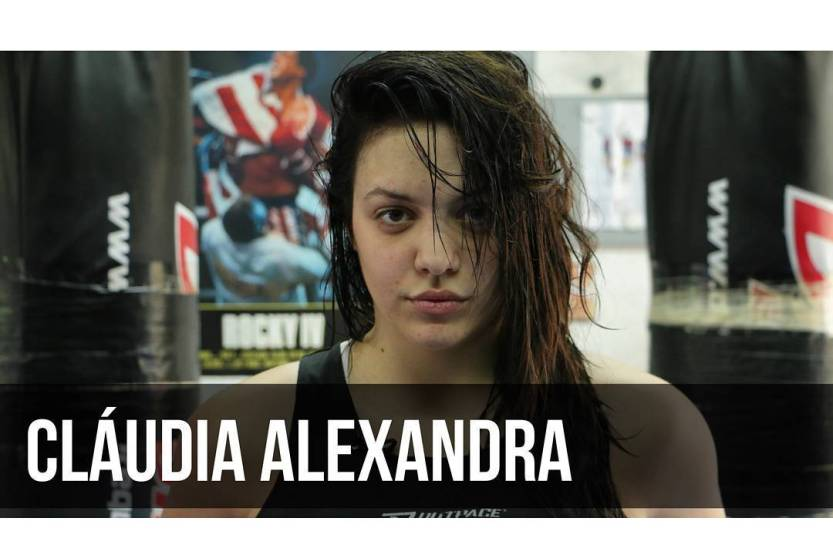Cláudia Alexandra, do Paulo Seco Boxing Club / Lisboa FC , presente no Sábado, na Gala de Boxe na Voz do Operário // #boxinglisboa // #Lisboa / #cultura // #clássico // #Portugal // #boxe // @secopaulo // by boxinglisboa