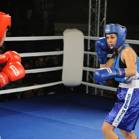 Tânia Garcia VS Marta Fragoso - Fevereiro 2016 // #boxinglisboa // #combates // #boxe // #Lisboa // #Portugal // #womensboxing // #cultura // #desporto by boxinglisboa