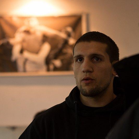 "Paulo ""Pelé"" Fernandes, do Privilégio Boxing Club // #boxinglisboa // #retratos // #boxe // #Lisboa // #desporto // #Odivelas // #cultura by boxinglisboa"