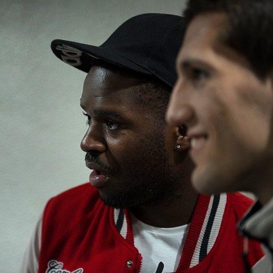 Hélio Silva e Paulo Bernardes, do Privilégio Boxing Club / #boxinglisboa / #portraits / #Odivelas / #boxe / #boxinghistory / #cultura / by boxinglisboa