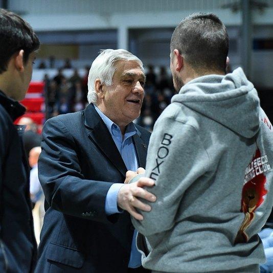 Armando Costa Rodrigues, da Federação Portuguesa de Boxe / #boxinglisboa / #história / #boxe / #desporto / #Portugal / #cultura / by boxinglisboa