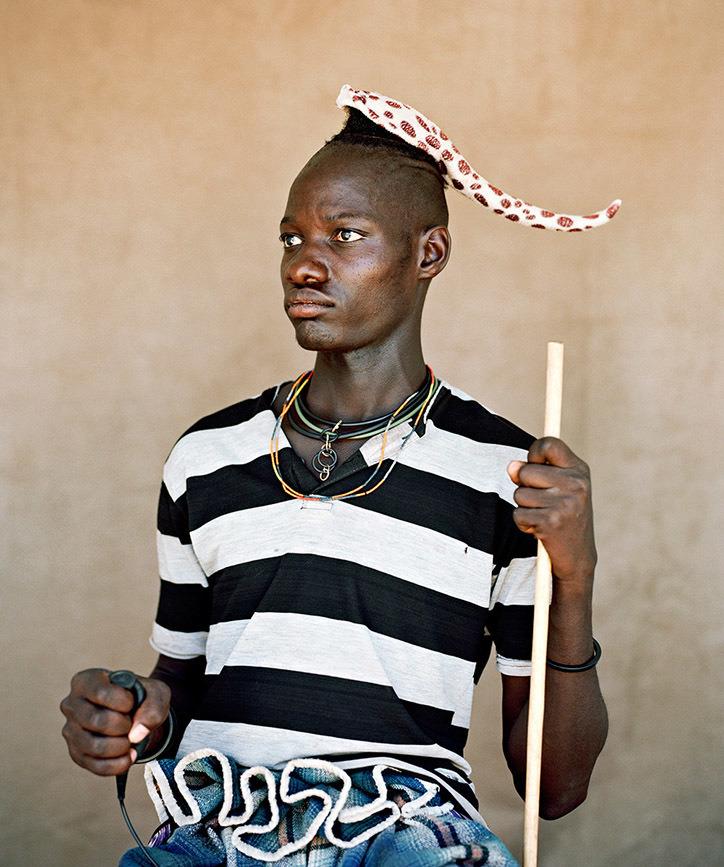 "fishstickmonkey: "" Kyle Weeks: Ovahimba Youth Self-Portraits """