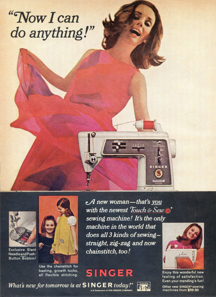 """misforgotten2: """" """"Anything but untangle myself from this infernal machine.? 1966 """""""