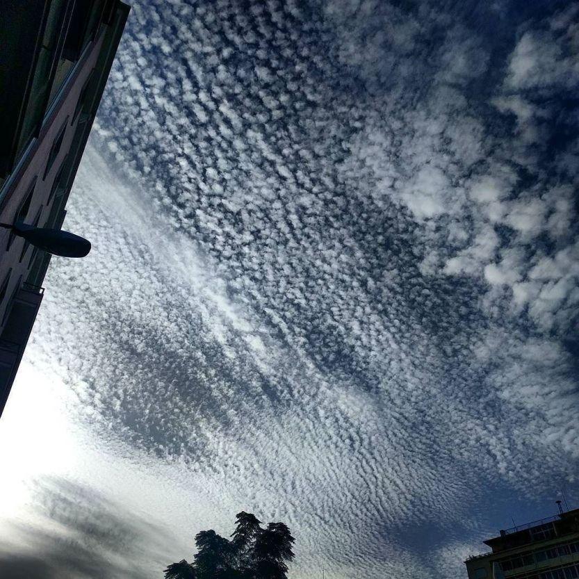 A standard instagram post with clouds. http://ift.tt/2bNfMKZ