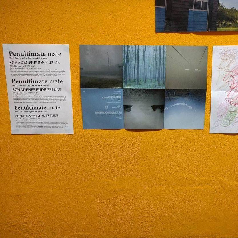 Office wall, incremental improvement. http://ift.tt/2c6WHAZ