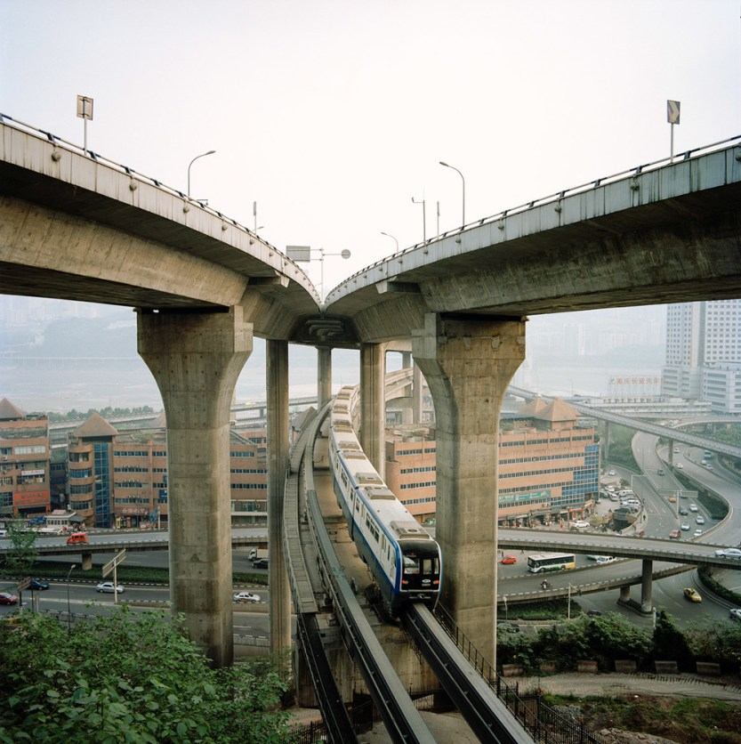 #chumboworld / The Urban Rise of Chongqing by Tim Franco /