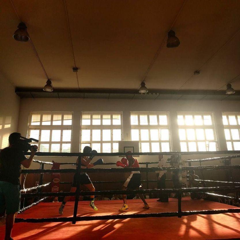 Back in the ring. #boxinglisboa / #boxingbattles / Lisbon / #boxe / http://ift.tt/2pQVCs5