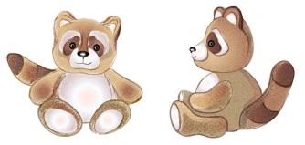 Примеры работ персонажи