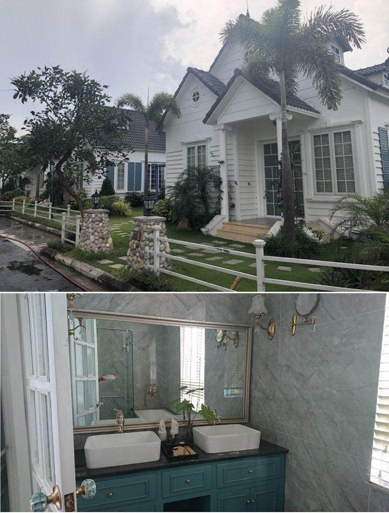 Ảnh thực tế 6 dự án Vườn Vua Resort Phú Thọ