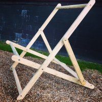 Giant Deckchair (Frame only)