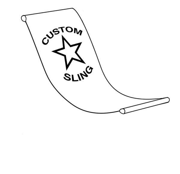 Giant Deckchair Custom Sling